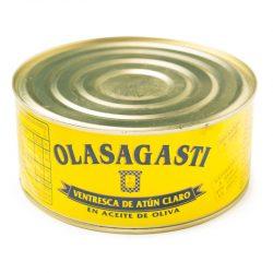 Ventresca de Atún en Aceite de Oliva OLASAGASTI