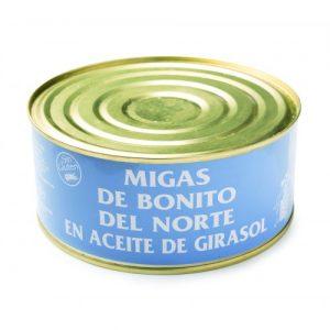 BONITO MIGA EN ACEITE DE GIRASOL