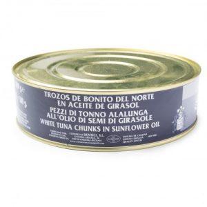 BONITO TROZOS EN ACEITE DE GIRASOL