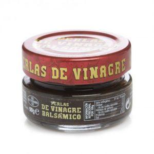 PERLAS DE VINAGRE BALSÁMICO 50GR